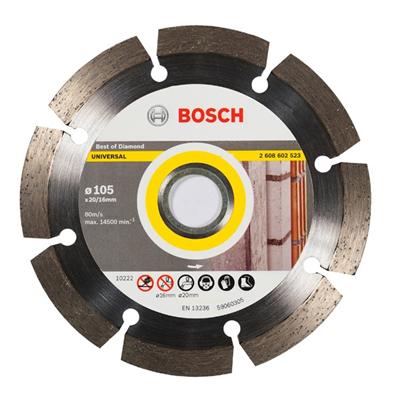 Lưỡi cắt gạch, bê tông Bosch 2608603727