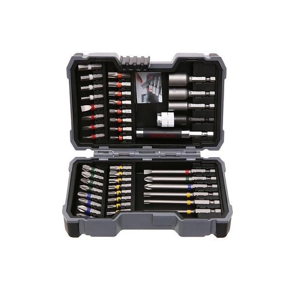 Bộ dụng cụ 43 chi tiết Bosch 2607017164