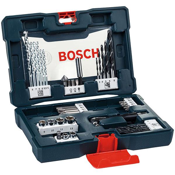 Bộ dụng cụ 41 chi tiết Bosch 2607017396
