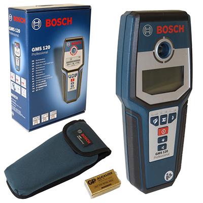 Máy dò kim loại Bosch GMS 120