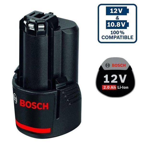 Pin Bosch 12V-2.0Ah 1600A00F6X