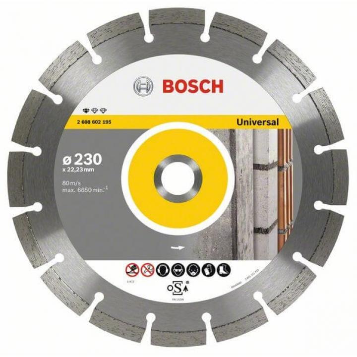 Lưỡi cắt gạch, bê tông Bosch 2608602195