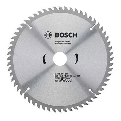 Lưỡi cưa gỗ tiết kiệm Bosch 2608644311 250x25.4xT100