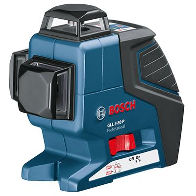 Máy cân mực 3 tia laser Bosch GLL 3-80