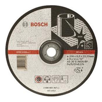100x6x16mm Đá mài Inox Bosch 2608602267
