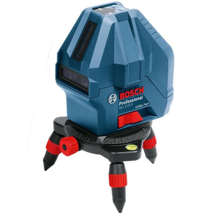 Máy Cân Mực Bosch 5 Tia Laser