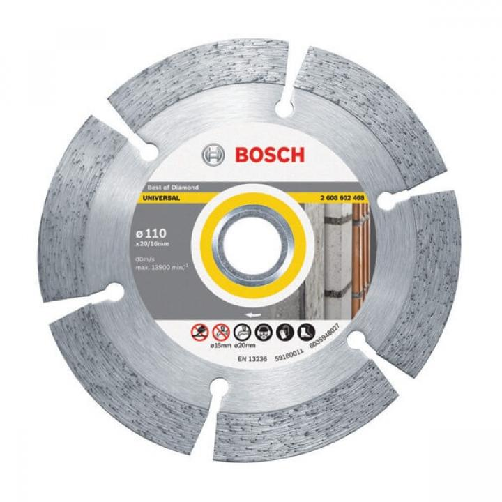 Lưỡi cắt gạch, bê tông Bosch 2608602468