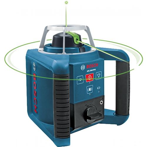 Máy định vị xoay Laser Bosch GRL 300HVG