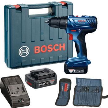 Máy khoan động lực dùng pin Bosch GSB 140-LI