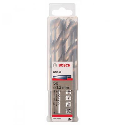 Mũi Khoan Kim Loại HSS-G Bosch 2608595083