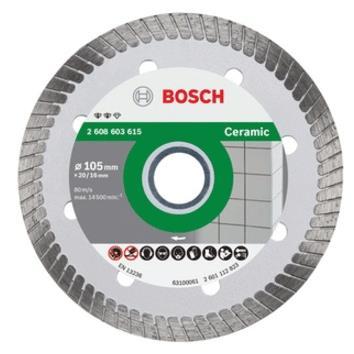 Lưỡi cắt gạch, bê tông Bosch 2608603615