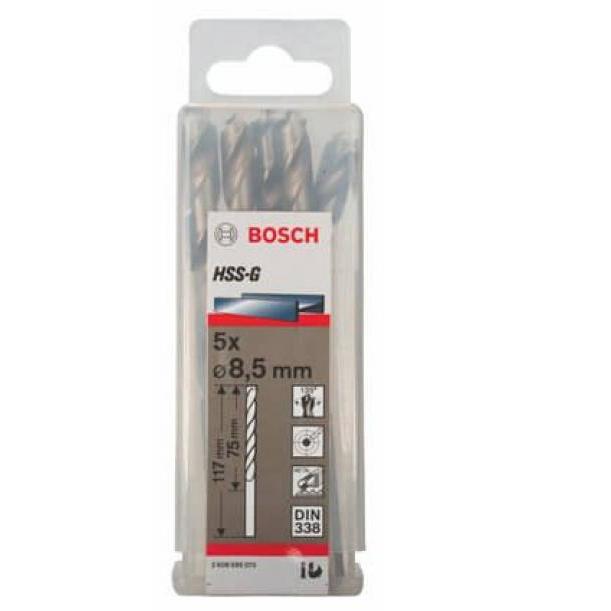 Mũi Khoan Kim Loại HSS-G Bosch 2608595073